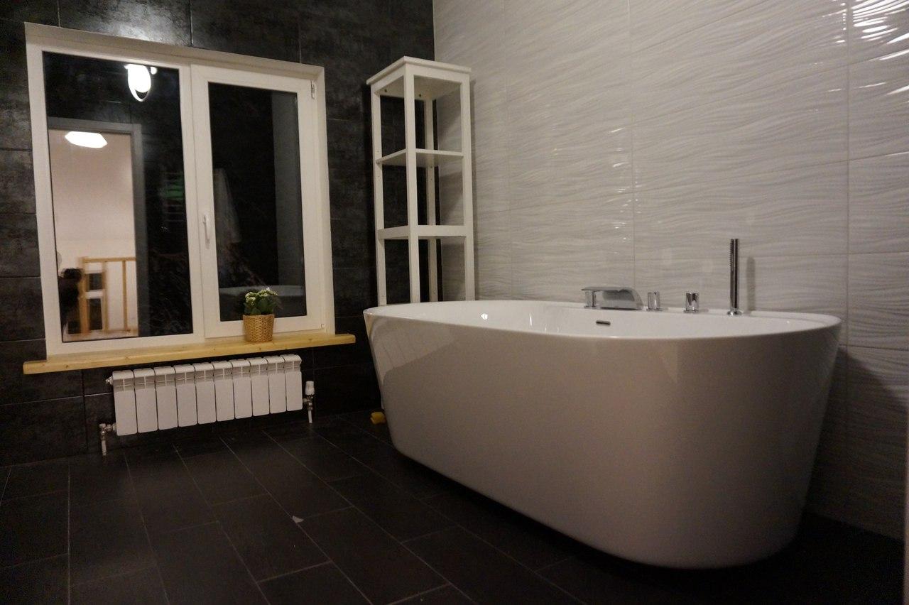 Ремонт ванной клмнаты